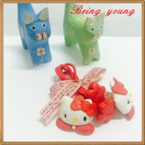Being Young の 純手工✿NINI KITTY髮飾